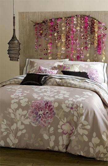 Salem Beds Floral Bedroom
