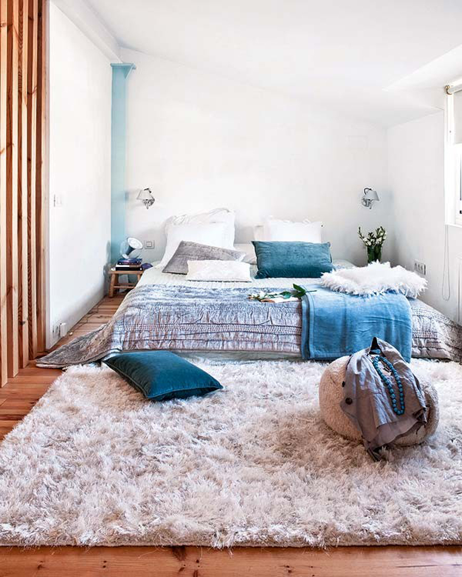 Bedroom Design Gallery For Inspiration: Low Bed Ideas For Low Budget Makeovers