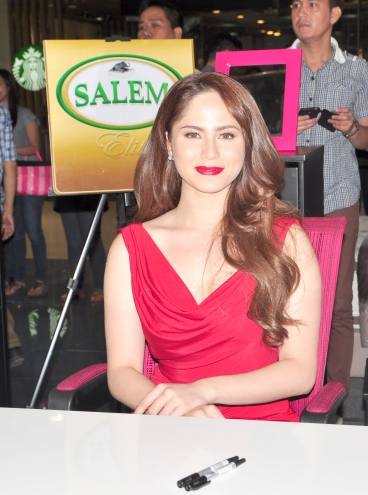 Jessy Mendiola at Salem Event