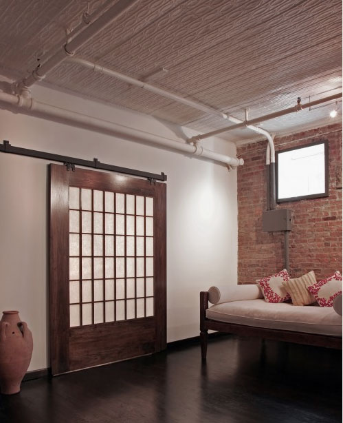 industrial chic the official blog. Black Bedroom Furniture Sets. Home Design Ideas