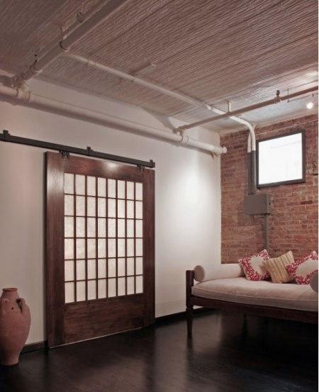 Salem Beds Industrial Chic