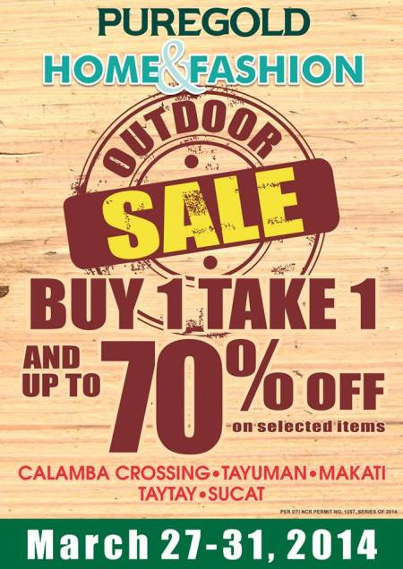 Salem Beds puregold Outdoor Sale