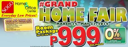 salem beds sogo grand home fair