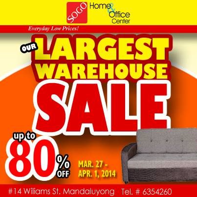 salem beds Sogo Warehouse Sale