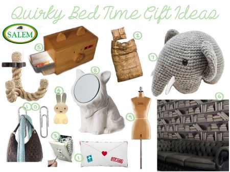 salem beds gift ideas