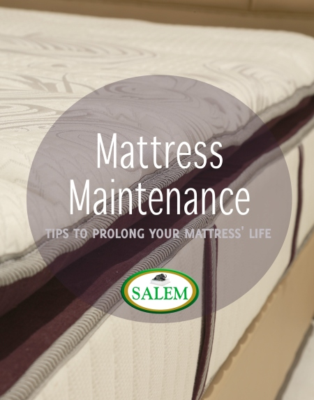 salem beds mattress maintenance