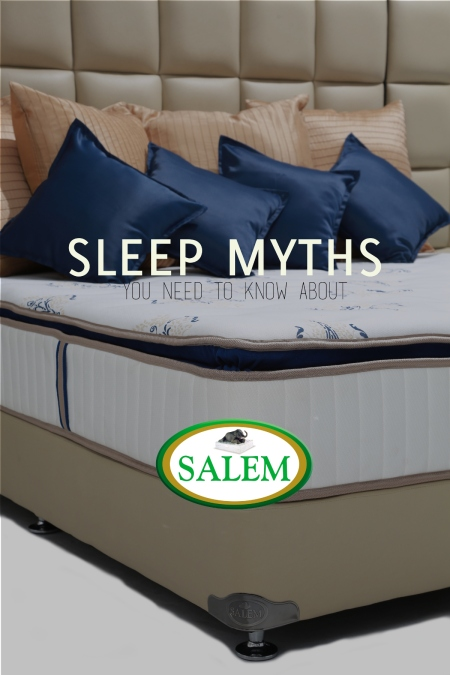 salem beds sleep myths