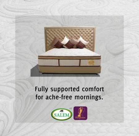 salem beds theraposture