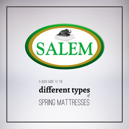 salem beds types of spring mattresses