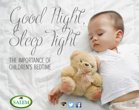 salem beds children's bedtime