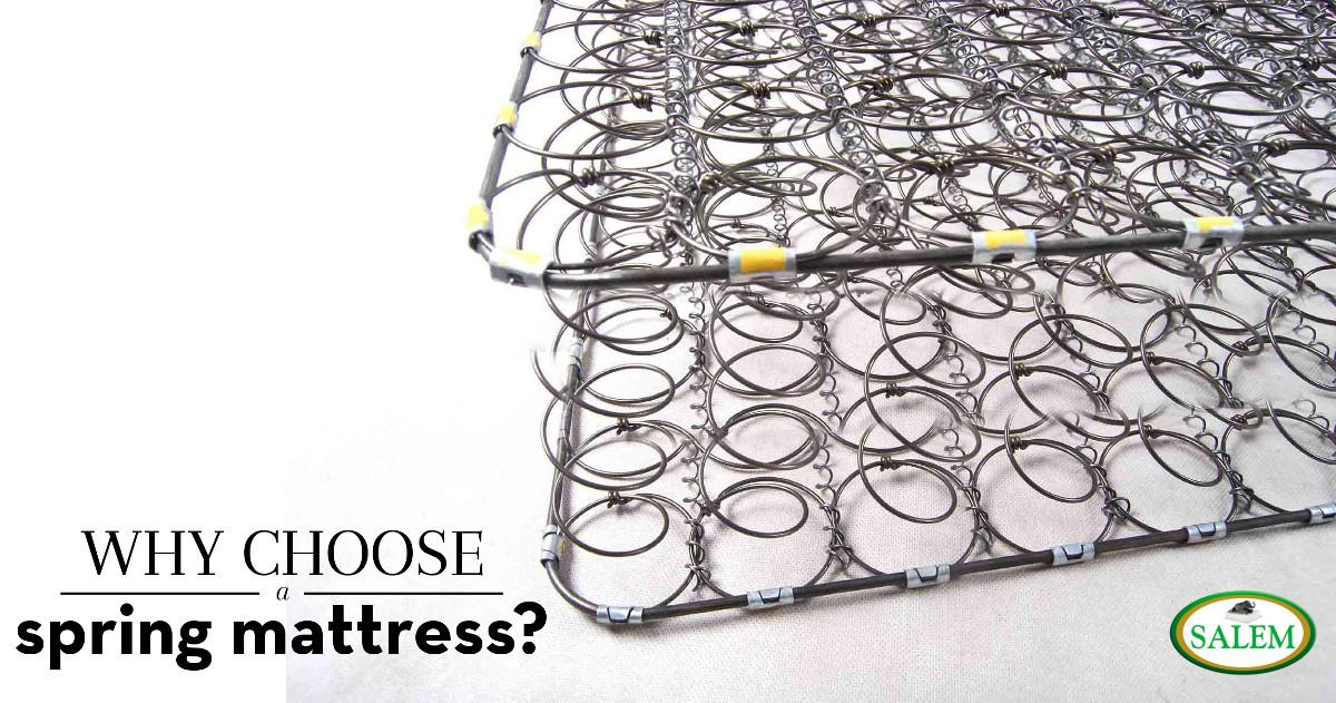 Why Choose a Spring Mattress