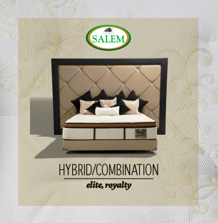 salem beds hybrid combination mattresses royalty
