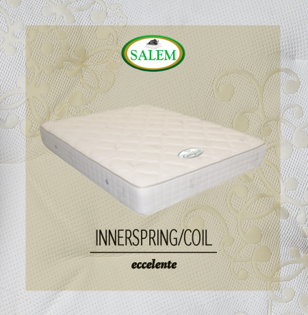 salem beds innerspring coil mattress eccelente