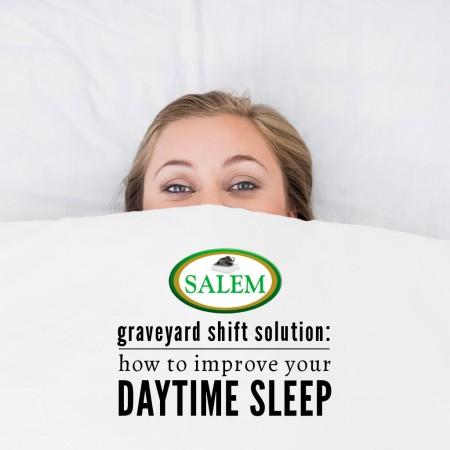 salem beds daytime sleep