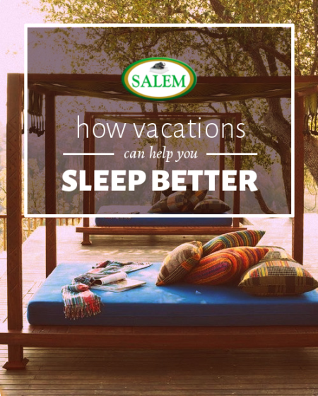 SALEM BEDS vacation sleep