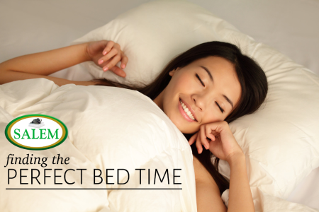 perfect bed time banner