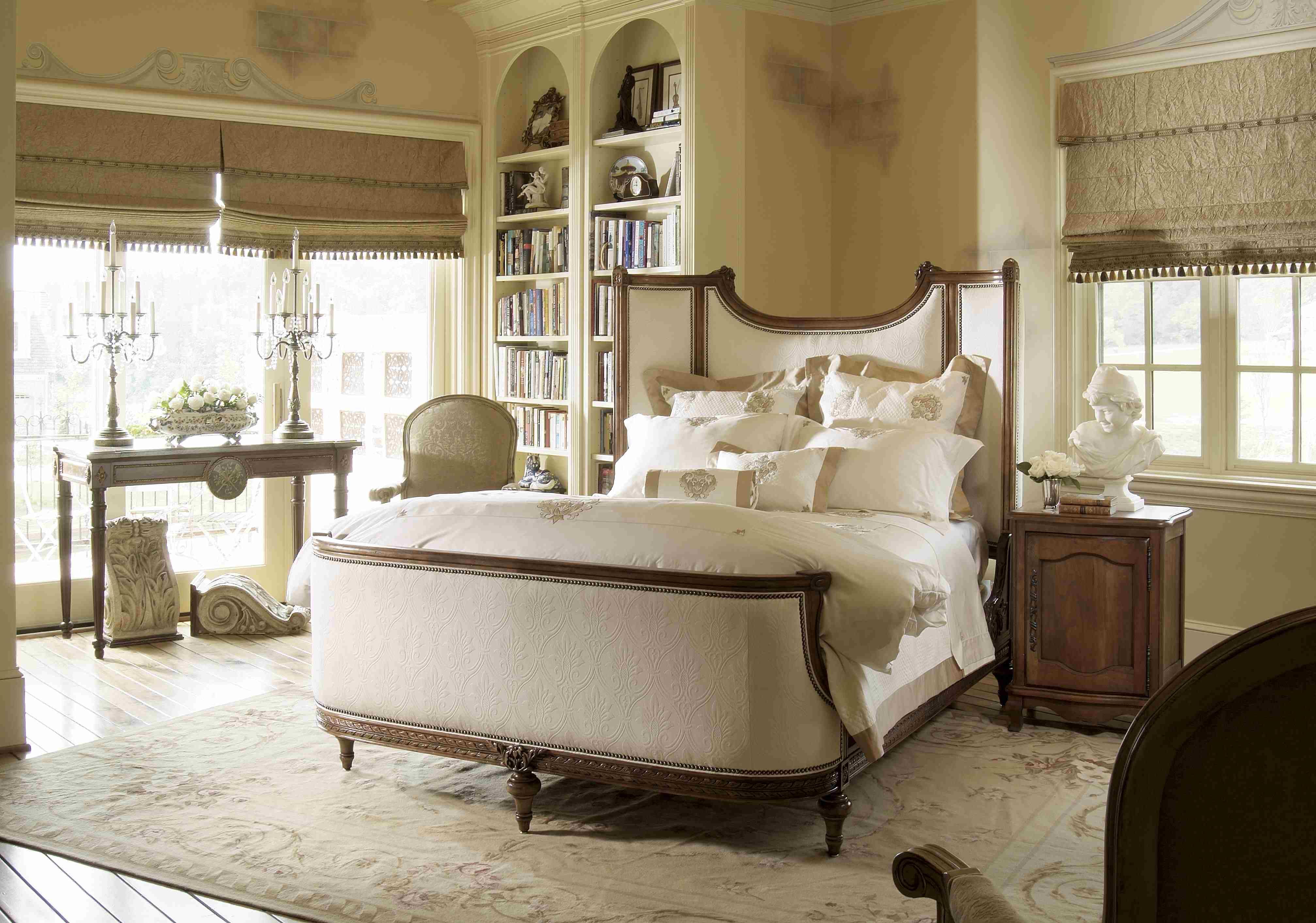 salem beds bed placement - Bedroom Placement Ideas
