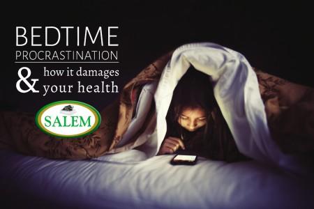 salem beds bedtime procrastination banner