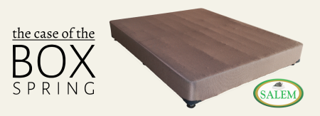 salem beds box spring banner