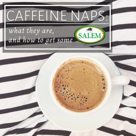 salem beds caffeine naps
