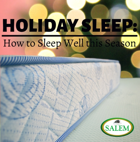 salem beds holiday sleep banner