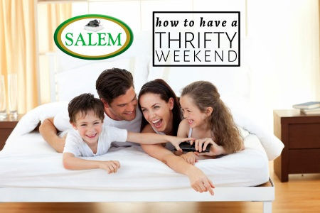 salem beds thrifty weekend banner