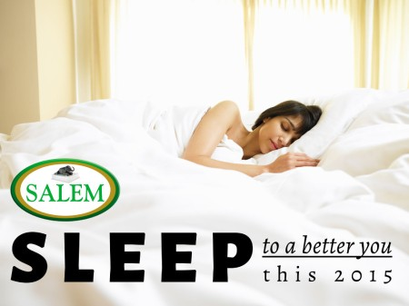 salem beds sleep to a better you banner