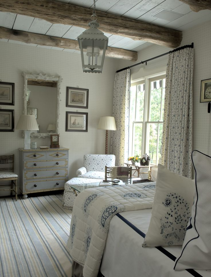 Design Highlight: Cottage Style Bedrooms | the official blog