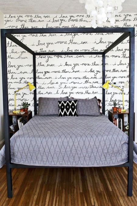 salem beds accent walls