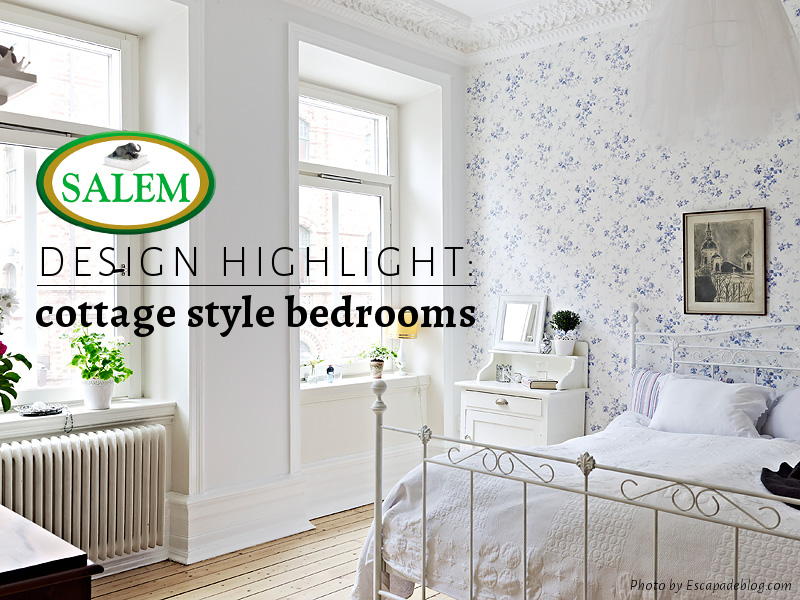 Design Highlight  Cottage Style Bedrooms the official blog