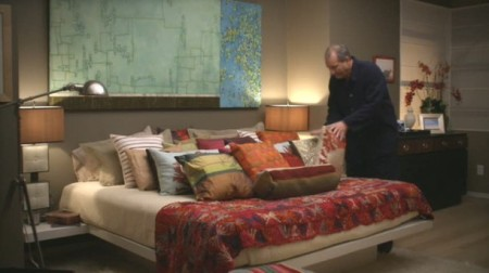 Modern Family Jay and Gloria Bedroom