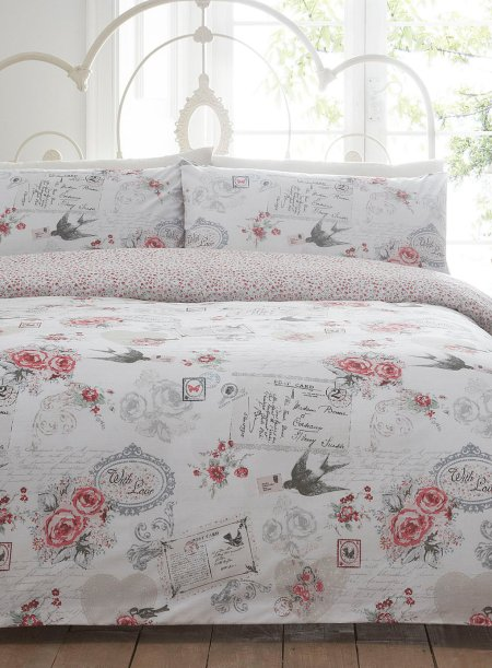 matching pillowcase duvet cover