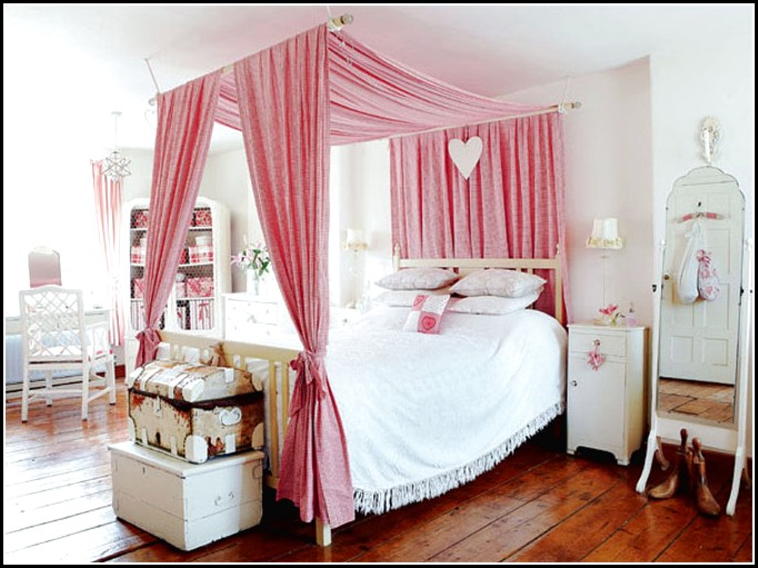 Bedroom Colors That Pop
