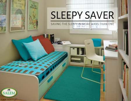 SLEEPY SAVER banner