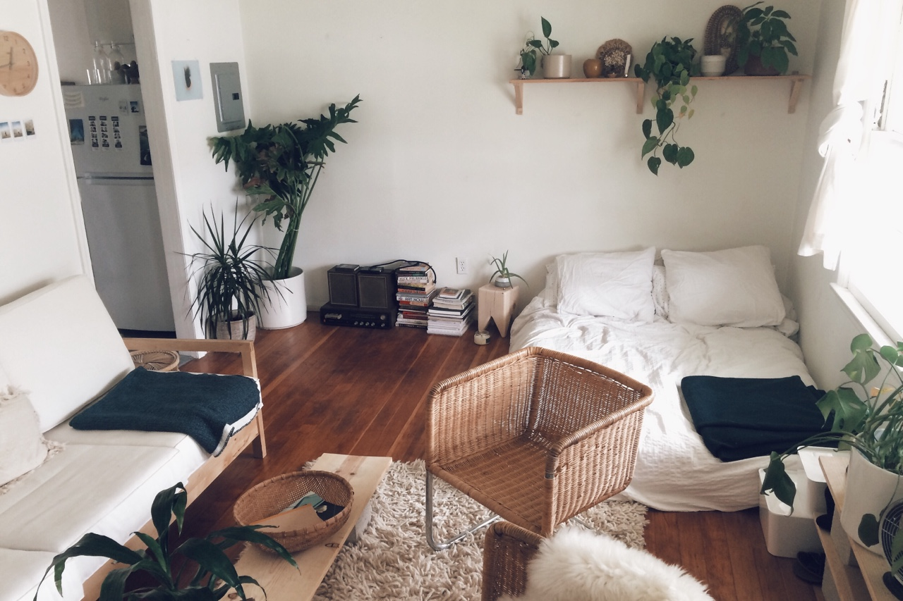 Creating a Gorgeous and Efficient Studio Apartment the official blog