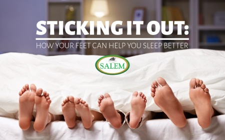 feet blanket banner