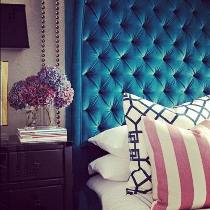 styled beds