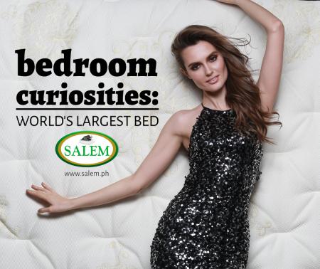 largest mattress