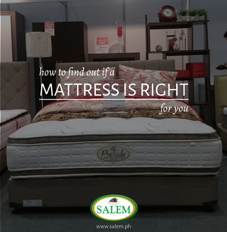 right mattress banner