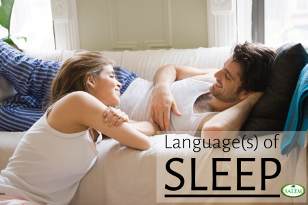LANGUAGES OF SLEEP BANNER