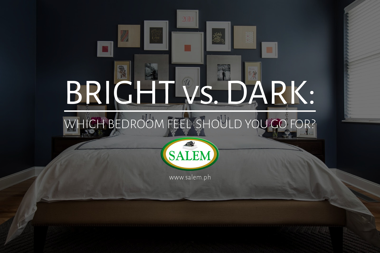 bright vs dark which bedroom feel should you go for