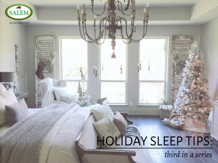 holiday sleep tips 3