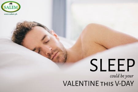 sleep valentine
