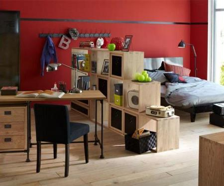 studio apartment bedrooms