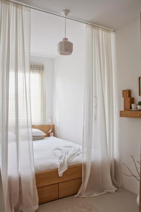 studio apartments bedrooms