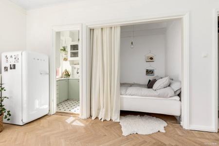 studio apartment bedrooms