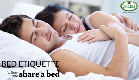 bed etiquette banner
