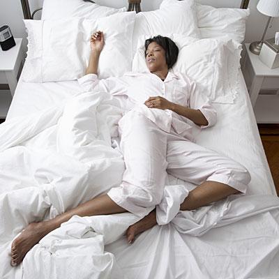bed sprawler