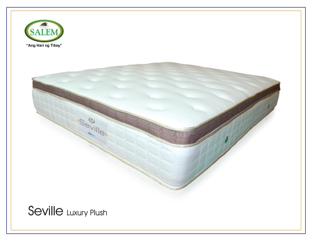 seville luxury plush